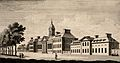 The Royal Hospital, Chelsea; three-quarter view of the north Wellcome V0012917.jpg