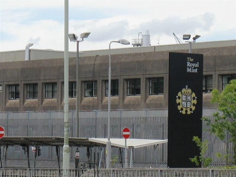 The Royal Mint, Llantrisant
