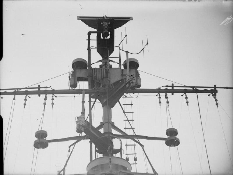 The Royal Navy during the Second World War A24890