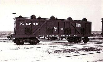 Stock car (rail) - t LT