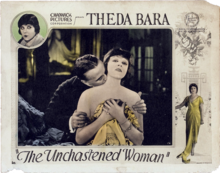 The Unchastened Woman lobby card.png