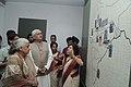 The Union Minister for Culture, Smt. Chandresh Kumari Katoch and the Union Minister for External Affairs, Shri Salman Khurshid visiting an Exhibition 'Return of the Yogini', in New Delhi on September 19, 2013.jpg
