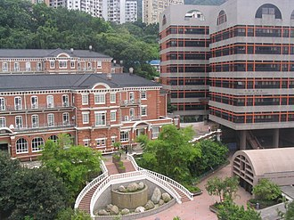 University of Hong Kong - Eliot Hall and Meng Wah Complex