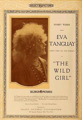 Eva Tanguay - The Wild Girl (1917)