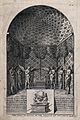 The ark of the covenant guarded by angels in the Temple of S Wellcome V0034333.jpg