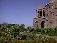The belfry of the St. Hripsime church 02.JPG
