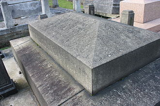 Joseph Hume - The grave of Joseph Hume, Kensal Green Cemetery