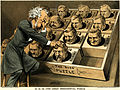 The great presidential puzzle, political cartoon by James Albert Wales, 1880.jpg