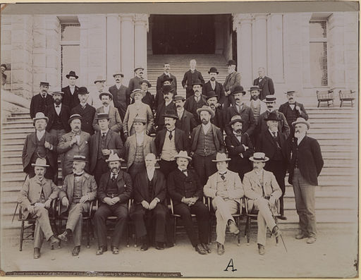 The members of the Legislature of British Columbia Photo A (HS85-10-11597)