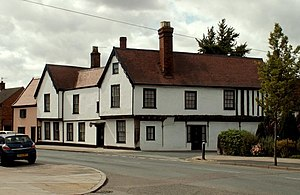 King Edward VI School, Bury St Edmunds - Image: The old Grammar School geograph.org.uk 526825