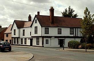 King Edward VI School, Bury St Edmunds - Image: The old Grammar School geograph.org.uk 526825