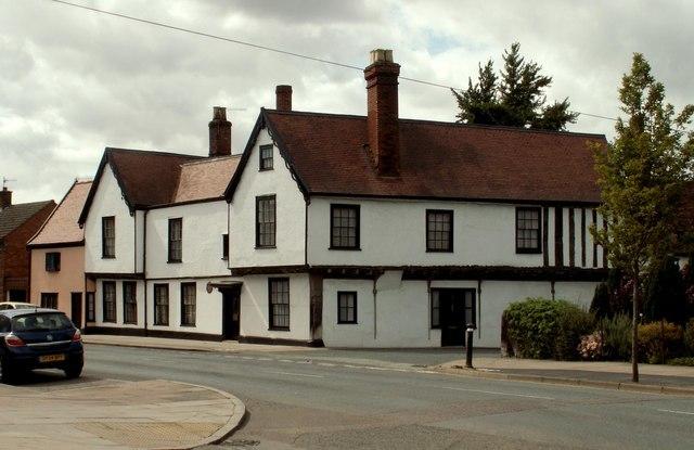 The old Grammar School - geograph.org.uk - 526825