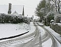 The road to Sigingstone, Llanmaes - geograph.org.uk - 1149102.jpg