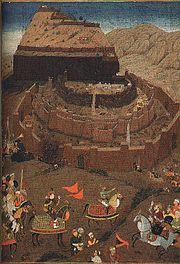 The siege of Daulatabad (April-June 1633)