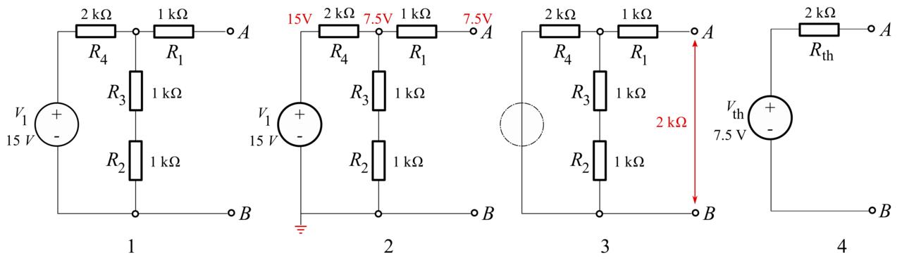 Thévenin's theorem - Wikiwand