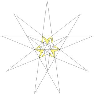 Compound of ten tetrahedra