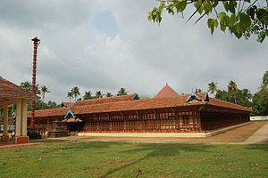Thirumoozhikkulam Lakshmana Perumal Temple - Image: Thirumoozhikkulam