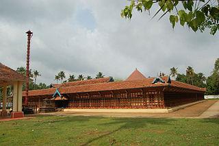 Thirumoozhikkulam Lakshmana Perumal Temple building in India