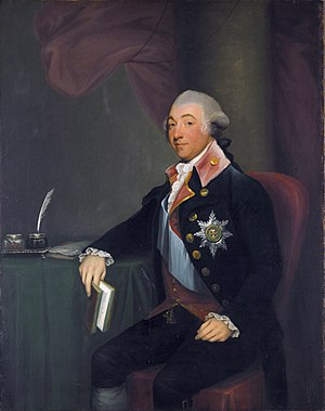 Thomas Taylour, 1st Earl of Bective - Thomas Taylour, 1st earl of Bective (Gilbert Stuart and studio)