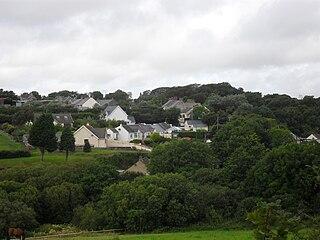 Thornton, Pembrokeshire village in Wales