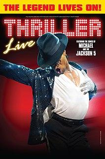 <i>Thriller – Live</i>