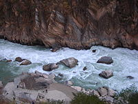 Tiger Leaping Gorge, December 2006.JPG