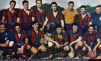 Club Atlético Tigre - The 1953 that won another promotion to Primera that same year