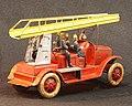 Tin toy fire truck, pic-028.JPG