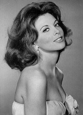 Tina Louise in 1964