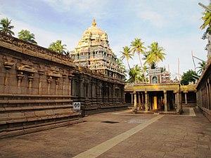 Thirumohoor Kalamegaperumal temple - Shrines
