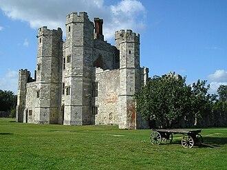Titchfield - Titchfield Abbey in 2005