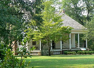 National Register of Historic Places listings in Leon County, Florida - Image: Tlh Mus Bellevue