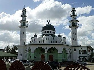 Saint Joseph, Trinidad and Tobago - Muhammed Ali Jinnah Memorial Mosque