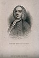 Tobias George Smollett. Line engraving by R. C. Bell. Wellcome V0005502.jpg