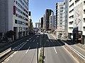 Tokyo Metropolitan Road Route 302 in Nishi Shinjuku.jpg