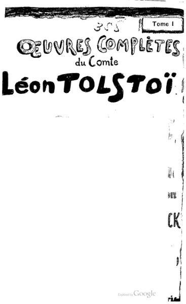 File:Tolstoï - Œuvres complètes vol1.djvu