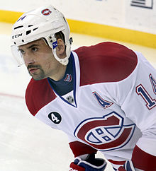 Description de l'image Tomas Plekanec - Montreal Canadiens.jpg.