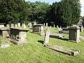Tombstones - geograph.org.uk - 480544.jpg