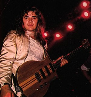 Tommy Bolin - Bolin in 1975