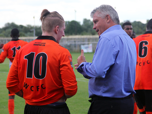 Walton Casuals F.C. - Tony Gale joined Walton Casuals as Director of Football in 2002.