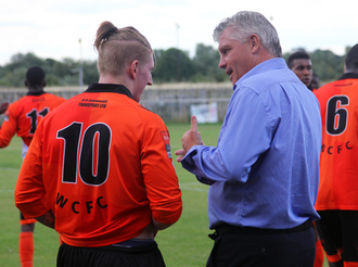 Tony Gale - Tony Gale joined Walton Casuals as Director of Football in 2002.