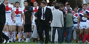 Tony Smith (rugby league, born 1967) - Smith in 2008