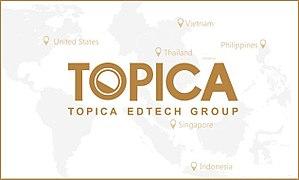 Topica Edtech Group - Image: Topica Logo