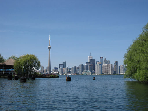 Toronto from Harbour Islands (6264452871)