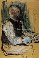 Toulouse-Lautrec - MONSIEUR LE PROFESSEUR ROBERT WURTZ, 1901, MTL.215.jpg