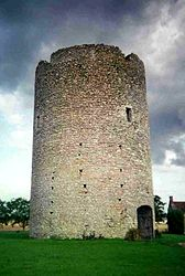 The Tower of Brandon, in Athée-sur-Cher