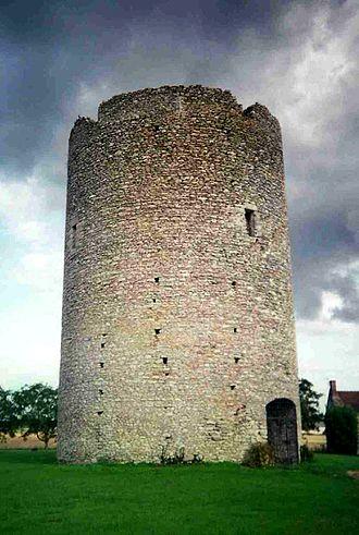 Athée-sur-Cher - The Tower of Brandon, in Athée-sur-Cher