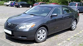 Toyota Camry front 20080730.jpg