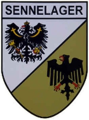 Sennelager Training Area - Insignia of the Sennelager Training Area