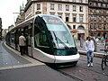 TramStrasbourg lineC HommeFer versNeuhof.JPG